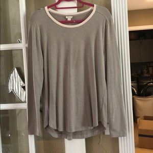 J Crew Long Sleeve Basic